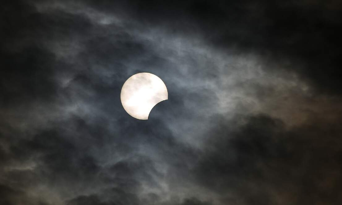 Look out for the partial solar eclipse on June 10