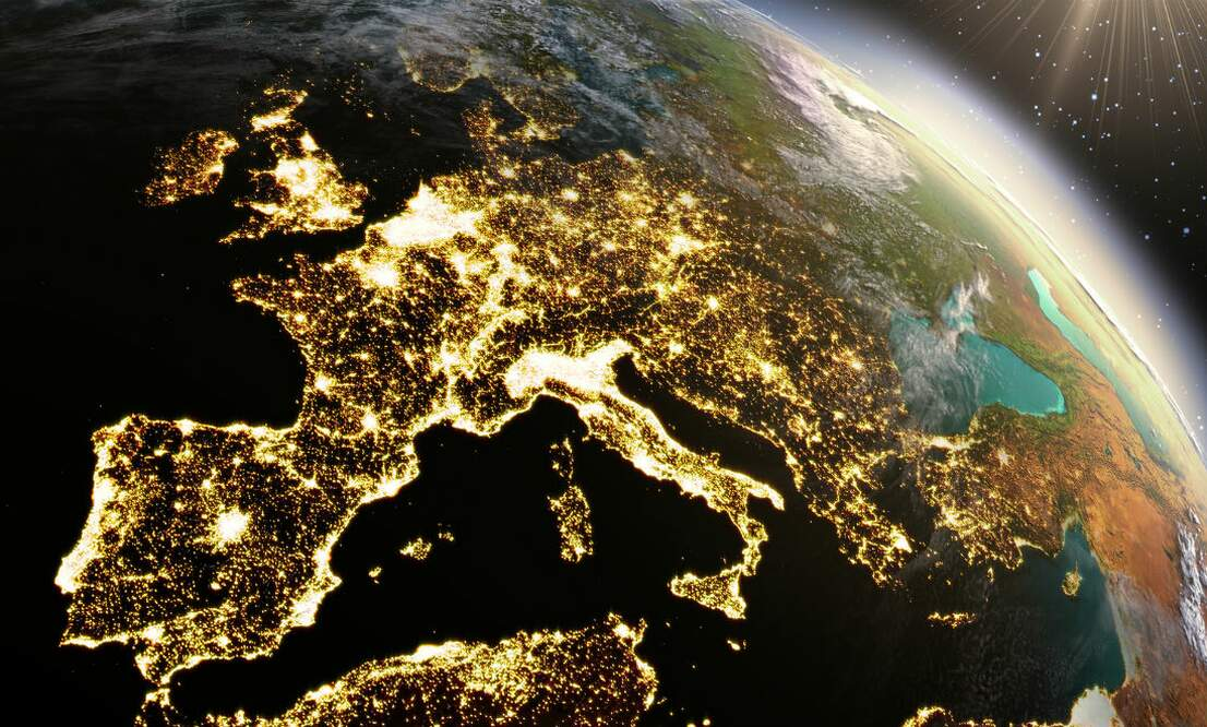 Light pollution decreases in the Netherlands: the country gets darker