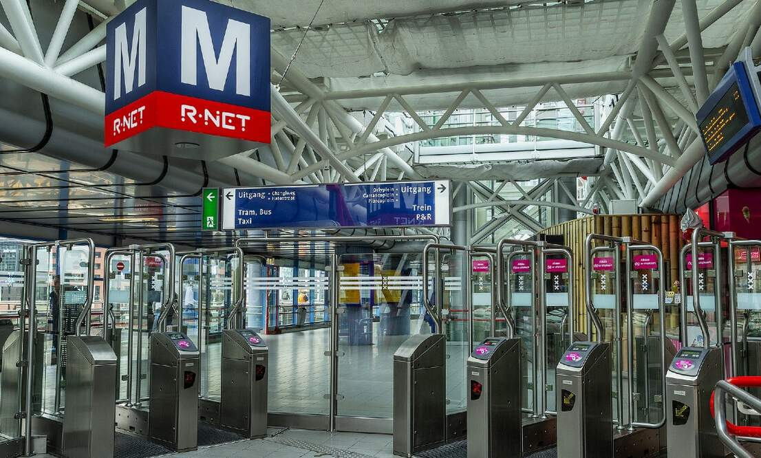 235 million euro investment for Amsterdam public transport