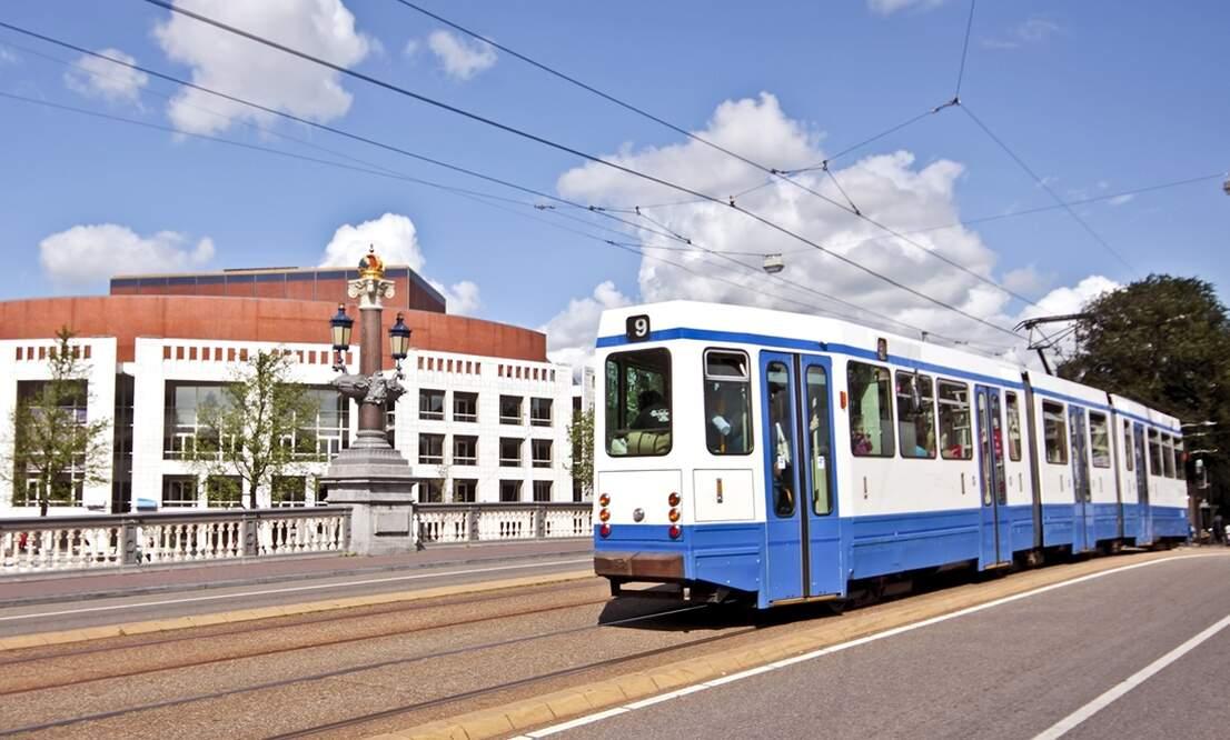 Dutch public transportation