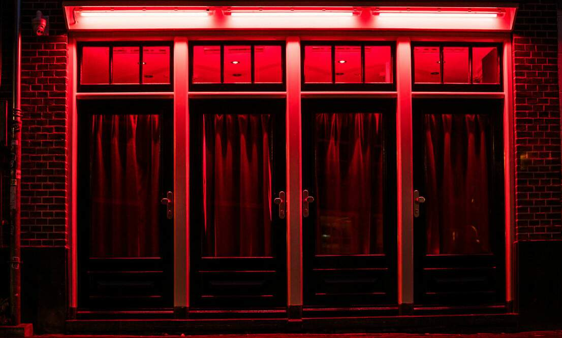 Plans to move prostitution out of Amsterdam Red Light District