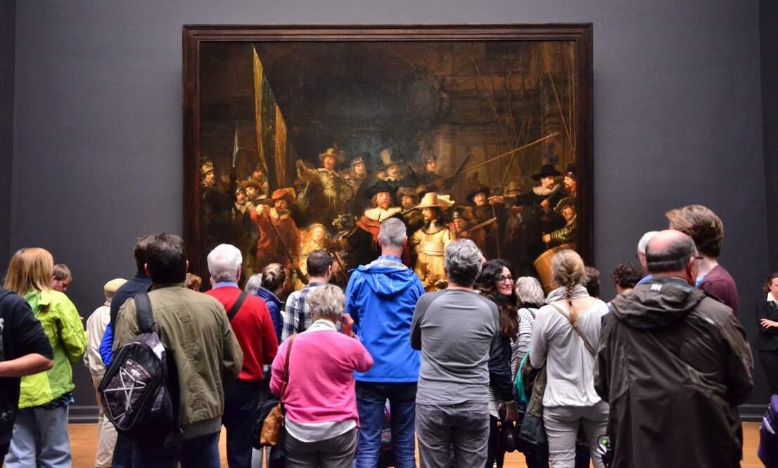 Rembrandt & Velázquez exhibition at the Rijksmuseum