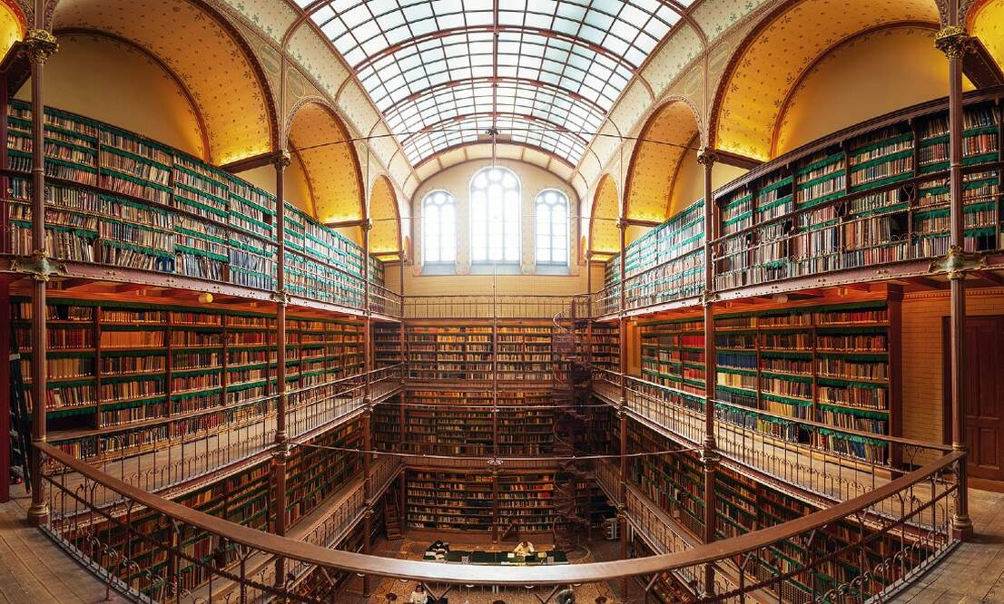 The 9 most beautiful libraries in Europe