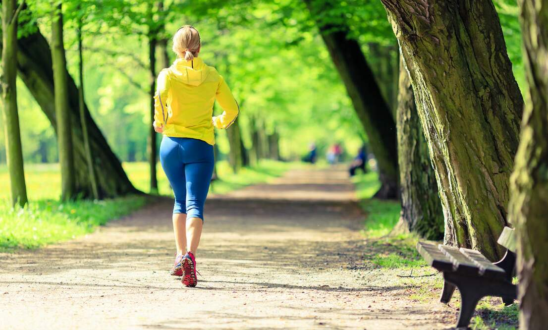 More than half of the Dutch population is not exercising enough