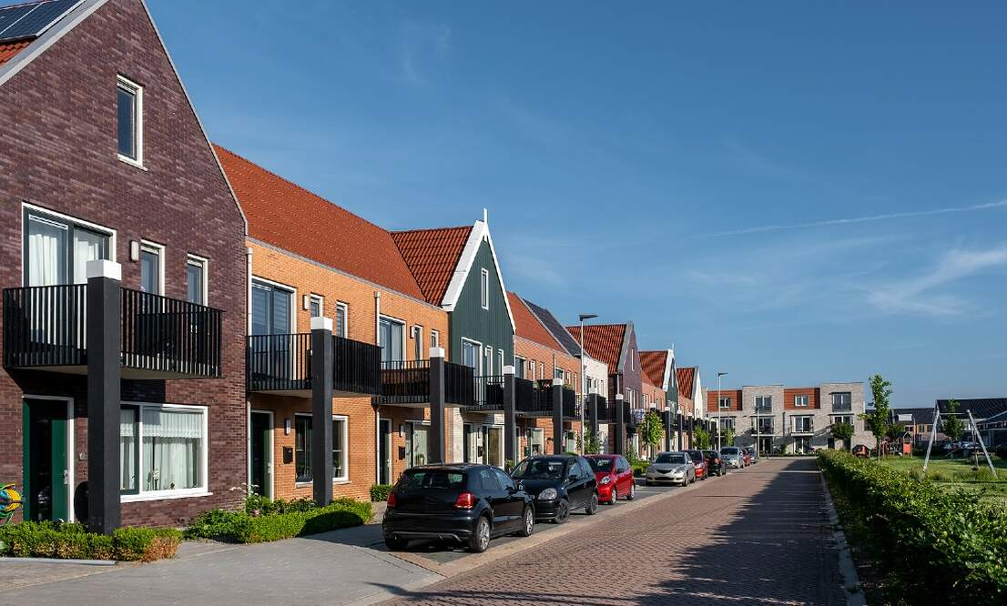Dutch house prices experience largest increase ever recorded