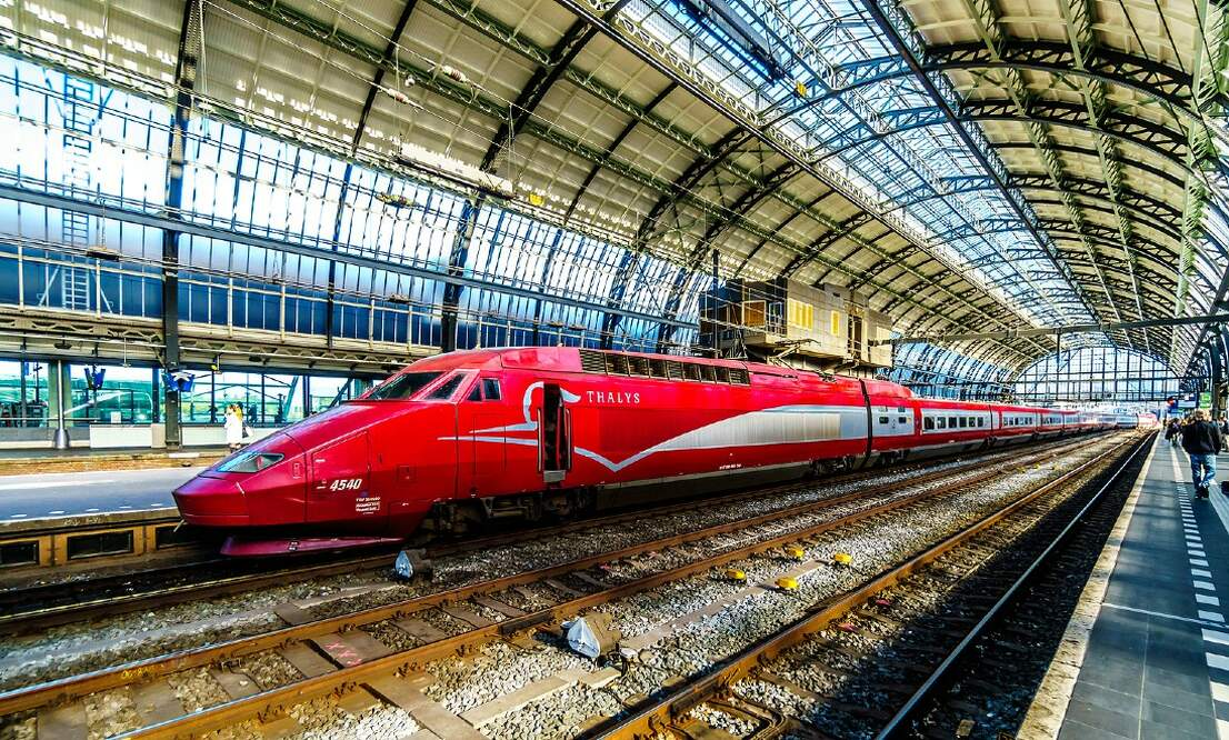 Thalys to scale up train services from mid-May