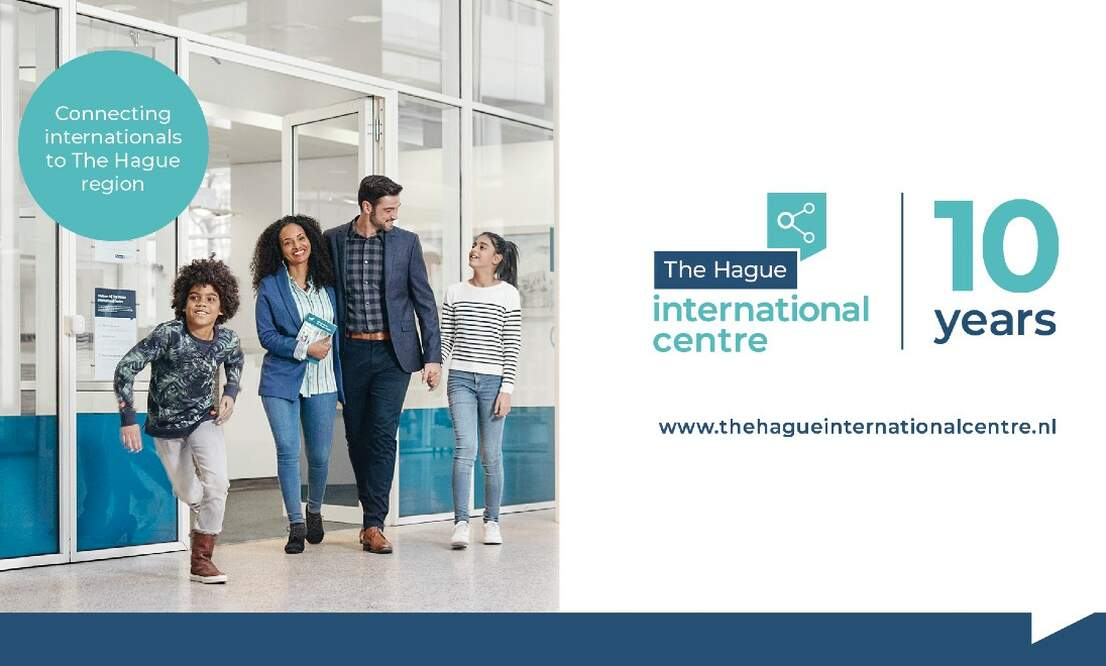 10 years of The Hague International Centre
