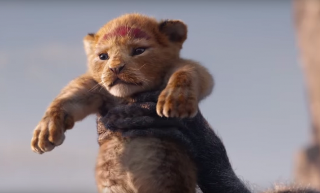 It's finally here: See The Lion King at Pathé cinemas