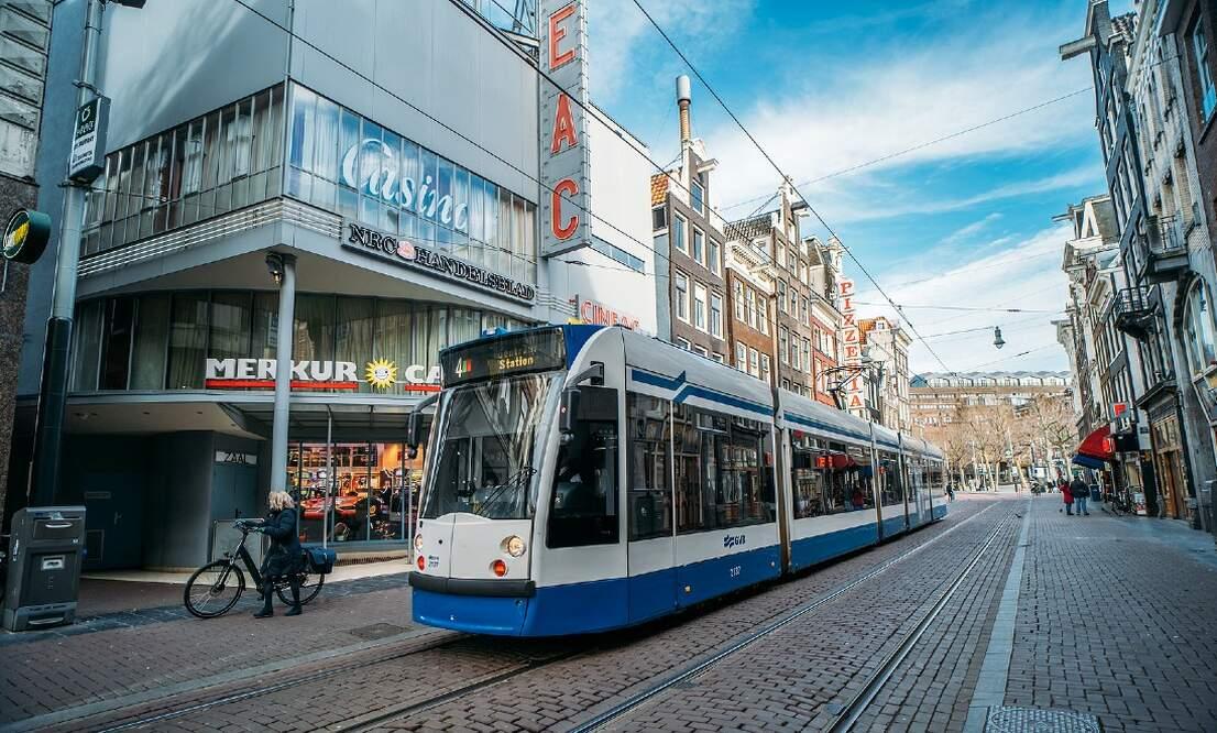 Three times fewer public transport trips made since coronavirus outbreak