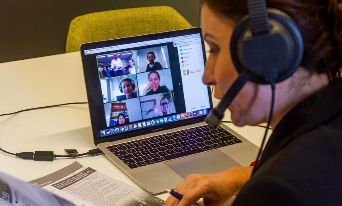 UvA Talen makes online language learning fun