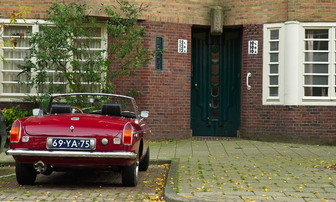[Video] Vintage footage of Amsterdam in 1955