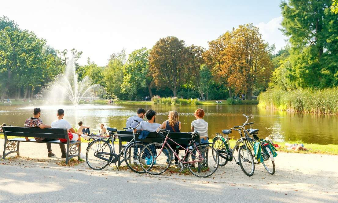Tuesday marked the Netherlands' first official summer day of the year