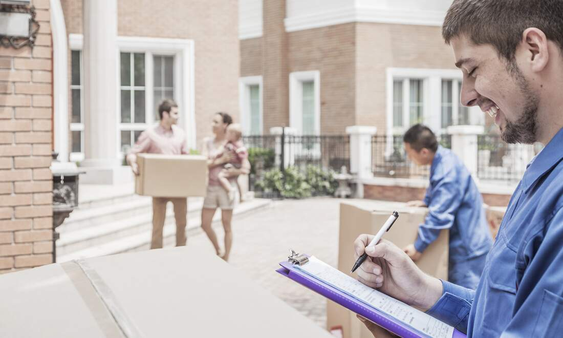 Moving services & companies in the Netherlands