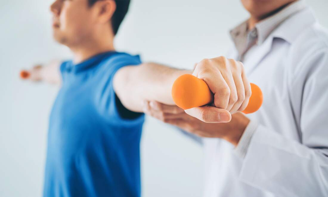 Physiotherapy / Physical therapy (PT) in Amsterdam