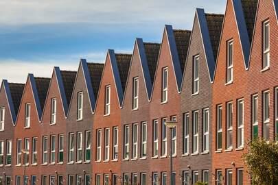 Dutch housing types
