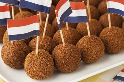 Dutch snacks