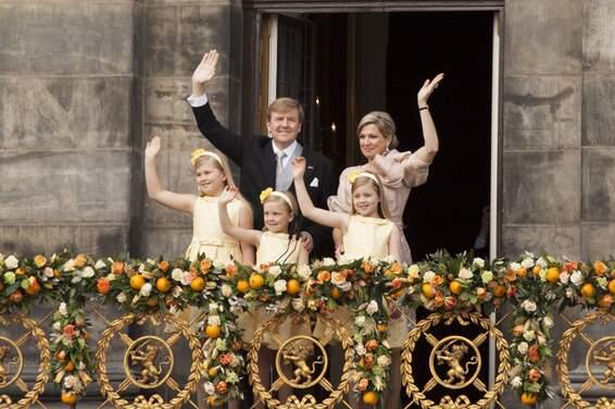 The Dutch monarchy