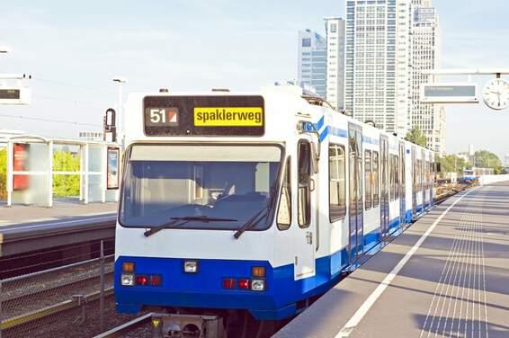 Metro in the Netherlands