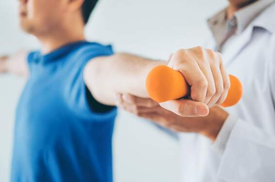 Physiotherapy / Physical therapy (PT) in the Netherlands