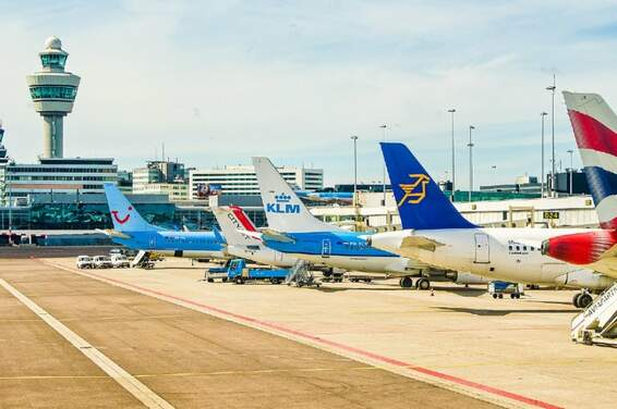 Airports in the Netherlands
