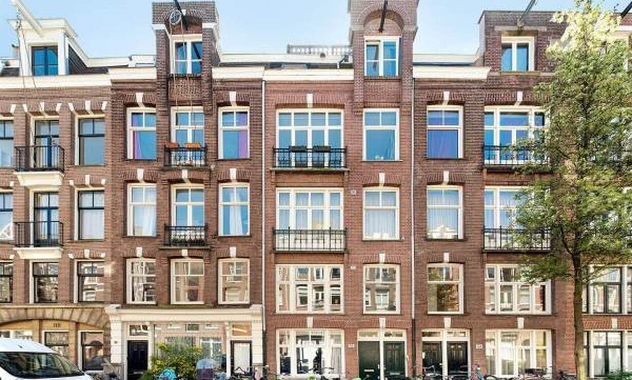 Real Amsterdam apartment with all comfort  - Upload photos 27