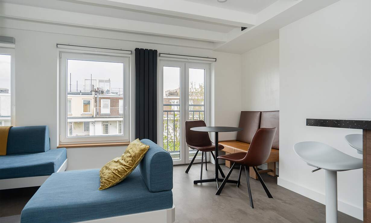 Canal View Apartment Amsterdam - Upload photos 11