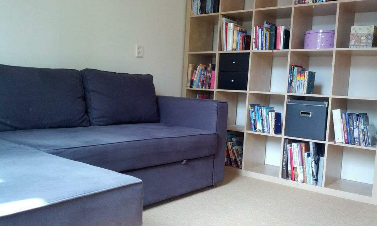 Spacious room with balcony (workspace available) - Upload photos 3