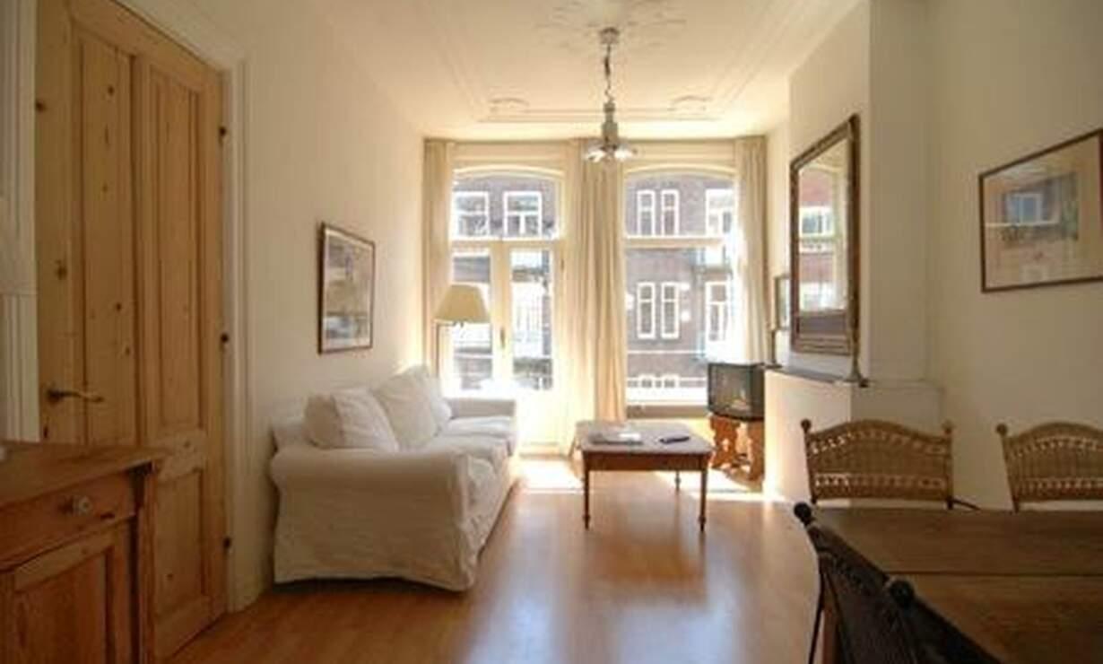 €1475 / 2br - 62m2 - Furnished 1.5 Bedroom Apartment (Amsterdam Old West) - Upload photos