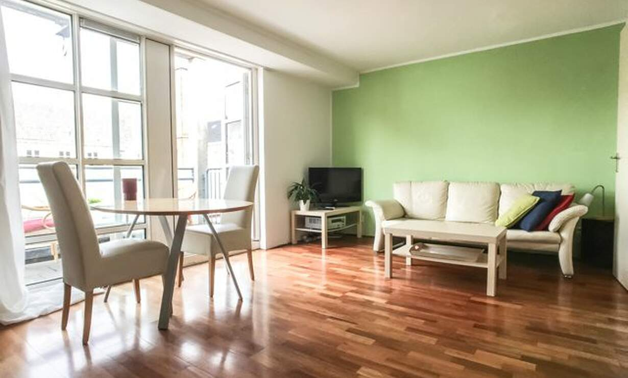 €1,075 / 1br - 50m2 - Furnished 1 Bedroom Apartment Available Now (Amsterdam Center) - Upload photos 2