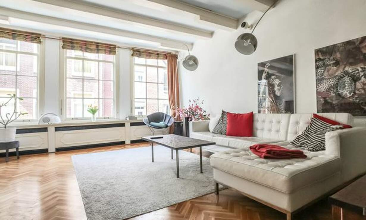 €1,850 / 2br - 130m2 - Furnished 3 Floor Apartment from 1 April (Amsterdam Jordaan) - Upload photos