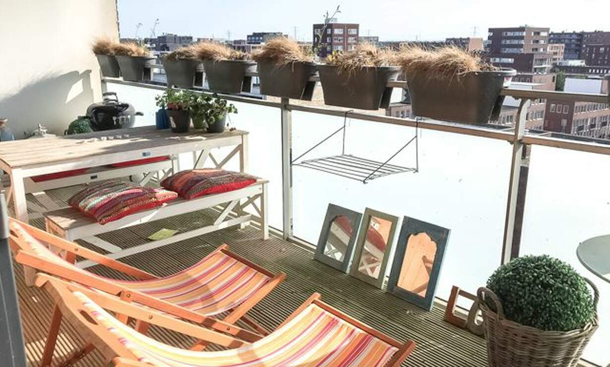 €1,575 / 2br - 118m2 - Unfurnished 1.5 Bedroom Apartment from 1 April (Amsterdam Ijburg) - Upload photos 13