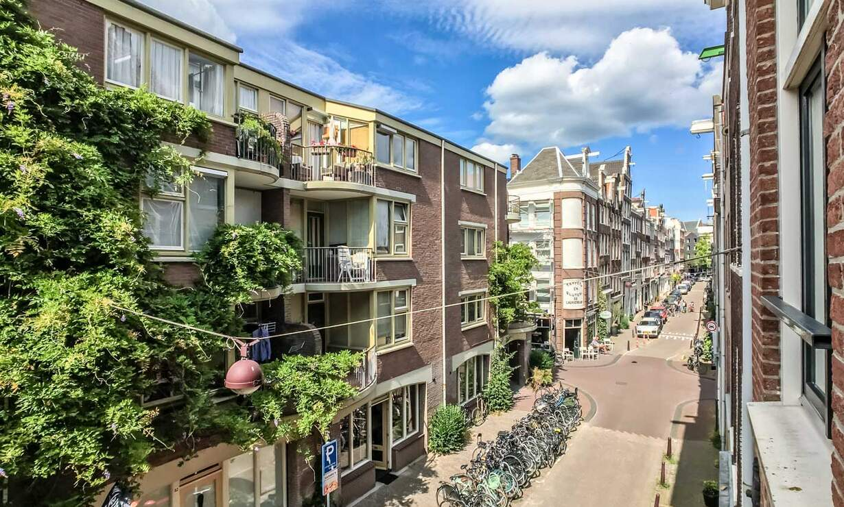 NEW: €1,475 / 1br - 55m2 - Furnished 1 Bedroom Apartment from 1 May (Amsterdam Jordaan) - Upload photos 14