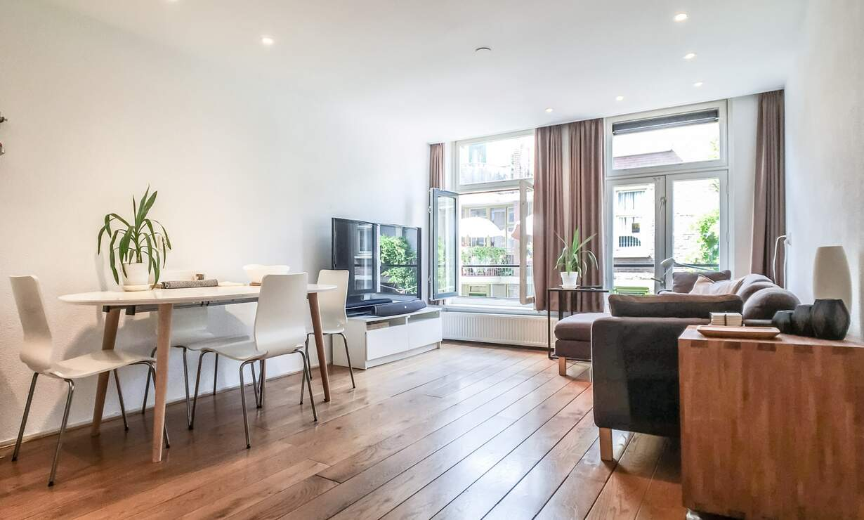 NEW: €1,475 / 1br - 55m2 - Furnished 1 Bedroom Apartment from 1 May (Amsterdam Jordaan) - Upload photos 3