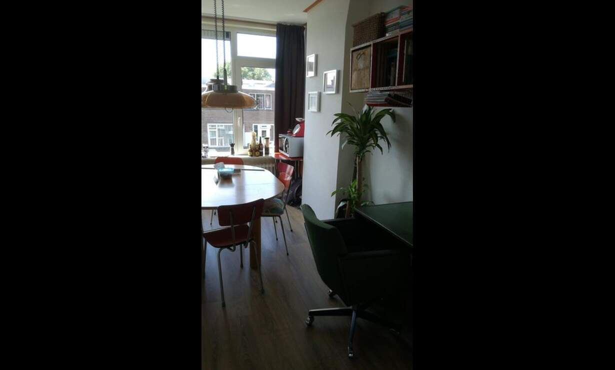 Fully-furnished and spacious apartment close to Rotterdam City Centre