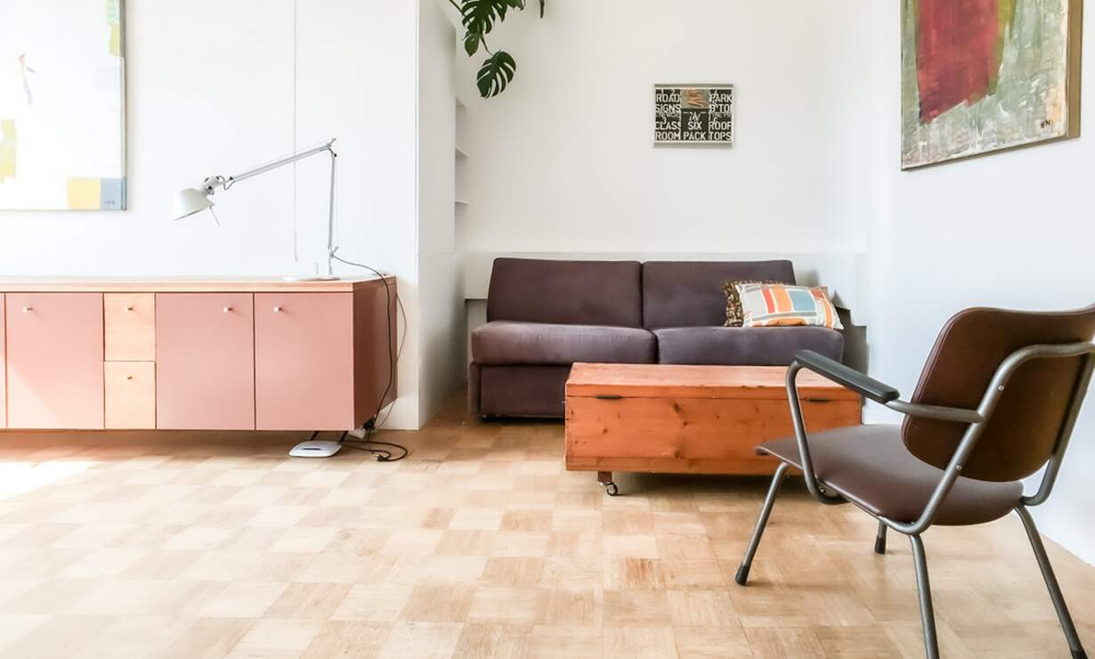 €1,250 / 1br - 30m2 - Furnished Studio Apartment Available Now to 1 Person (Amsterdam Jordaan) - Upload photos 4