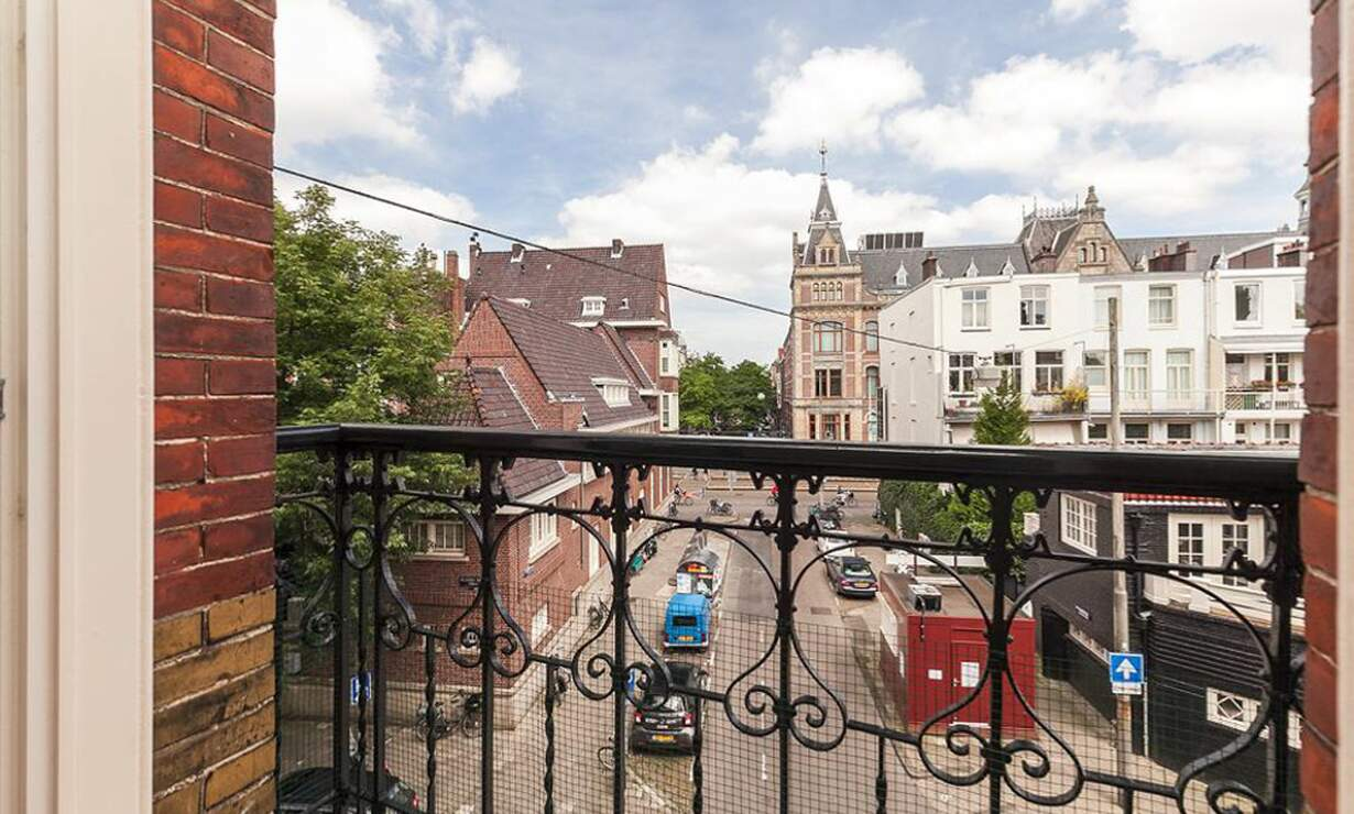 €1,675 / 1br - 70m2 - Furnished 1 Bedroom Apartment Available Now (Amsterdam Vondelpark / Museumqwartier) - Upload photos 7