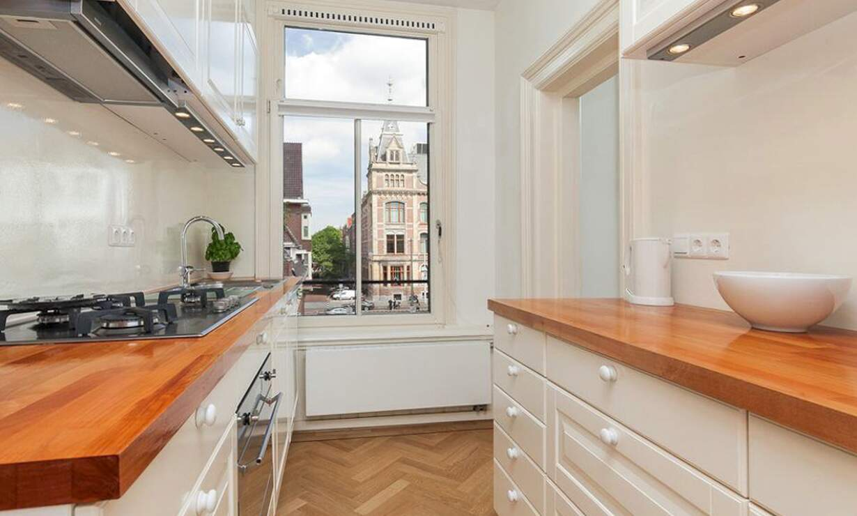 €1,675 / 1br - 70m2 - Furnished 1 Bedroom Apartment Available Now (Amsterdam Vondelpark / Museumqwartier) - Upload photos 8