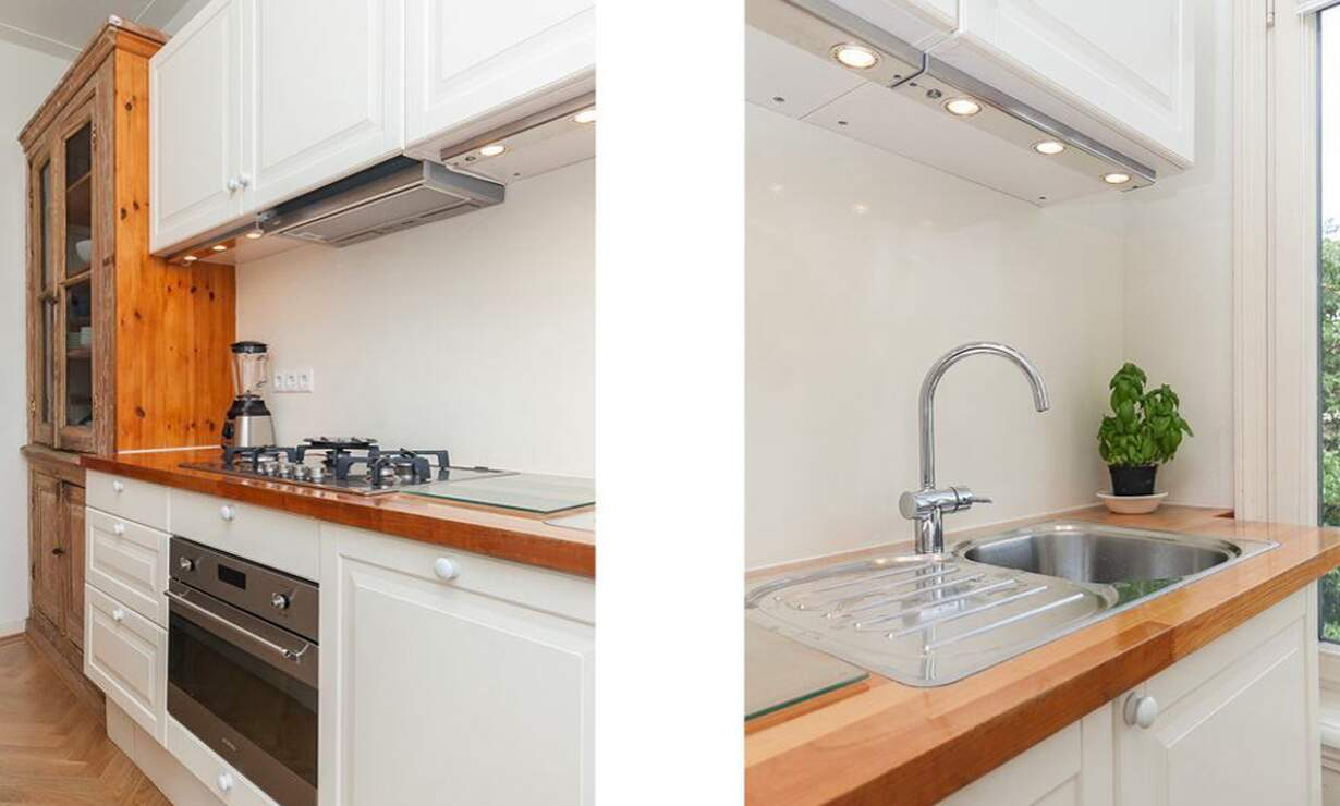 €1,675 / 1br - 70m2 - Furnished 1 Bedroom Apartment Available Now (Amsterdam Vondelpark / Museumqwartier) - Upload photos 9