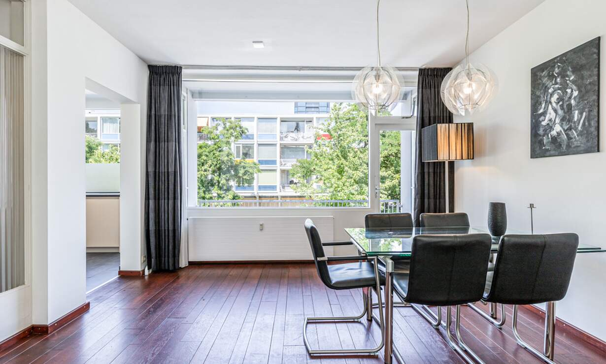 €1,950 / 2br - 100m2 - Furnished 2 Bedroom Apartment Available Now (Amsterdam South) - Upload photos 4