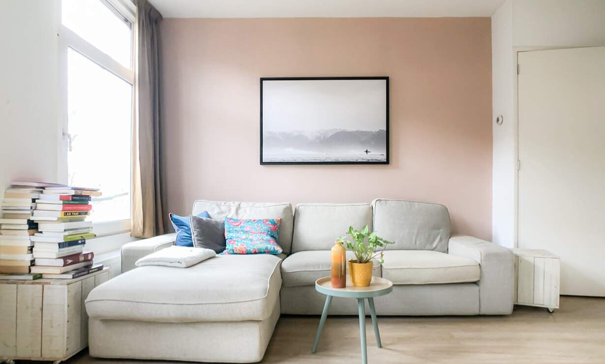 €1,350 / 1br - 48m2 - Furnished 1 Bedroom Apartment from 1 April (Amsterdam Zeeheldenbuurt) - Upload photos