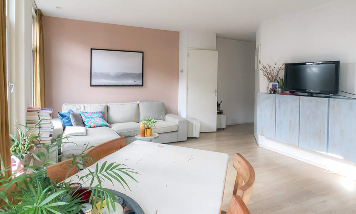 €1,350 / 1br - 48m2 - Furnished 1 Bedroom Apartment from 1 April (Amsterdam Zeeheldenbuurt) - Upload photos 2