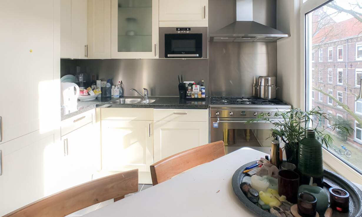 €1,350 / 1br - 48m2 - Furnished 1 Bedroom Apartment from 1 April (Amsterdam Zeeheldenbuurt) - Upload photos 4