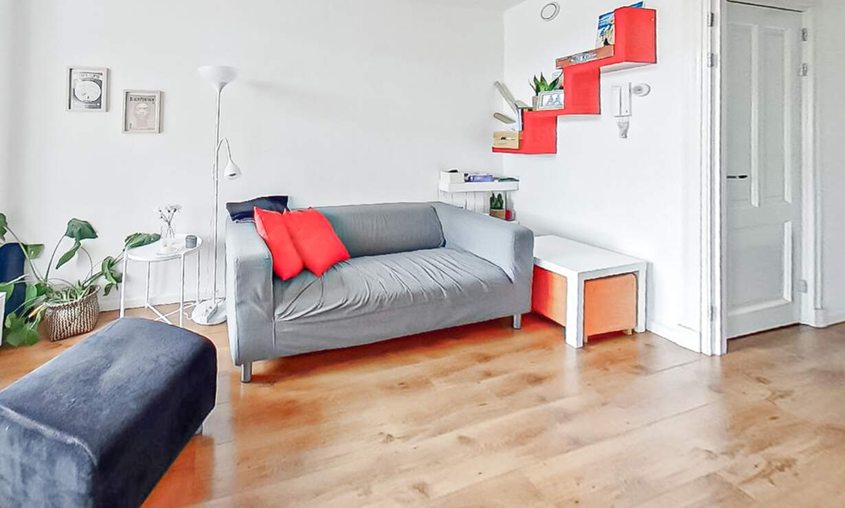 €1,275 / 1br - 50m2 - Furnished 1 Bedroom Apartment from 6 April (Amsterdam Wibautstraat) - Upload photos