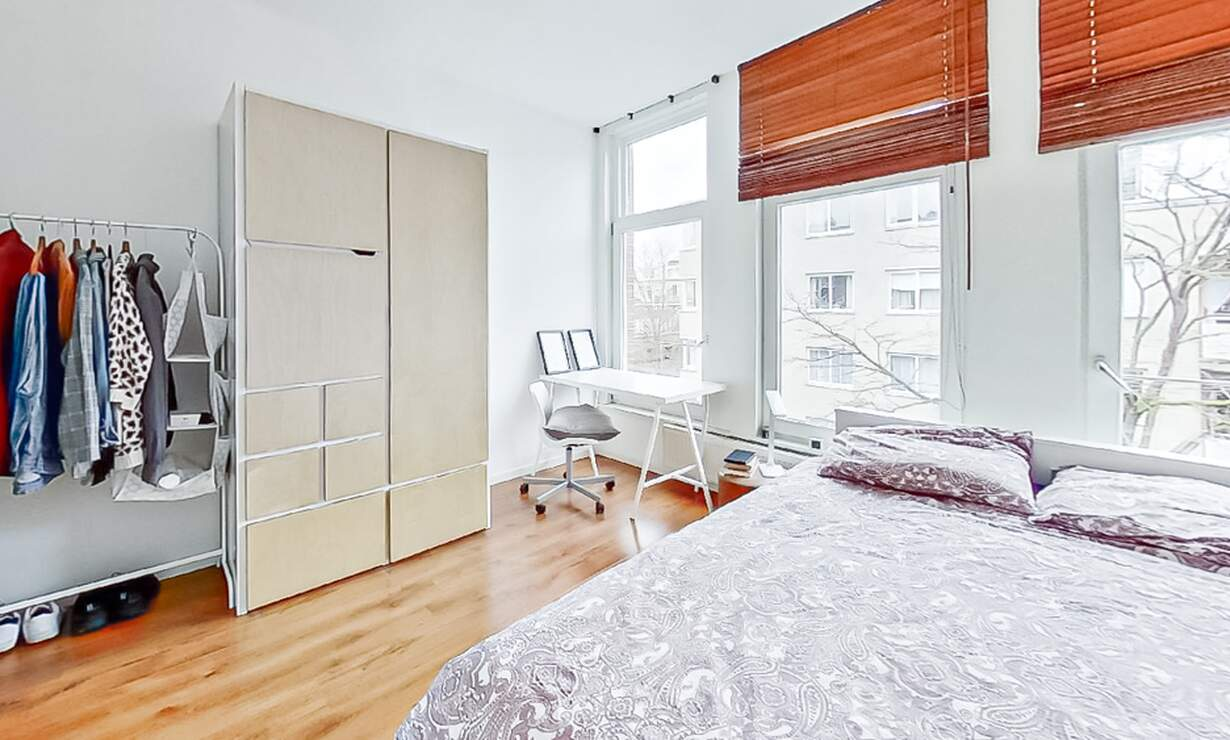 €1,275 / 1br - 50m2 - Furnished 1 Bedroom Apartment from 6 April (Amsterdam Wibautstraat) - Upload photos 4