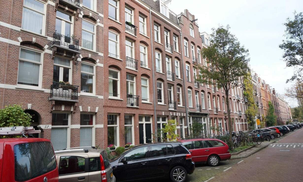 Real Amsterdam apartment with all comfort  - Upload photos 28