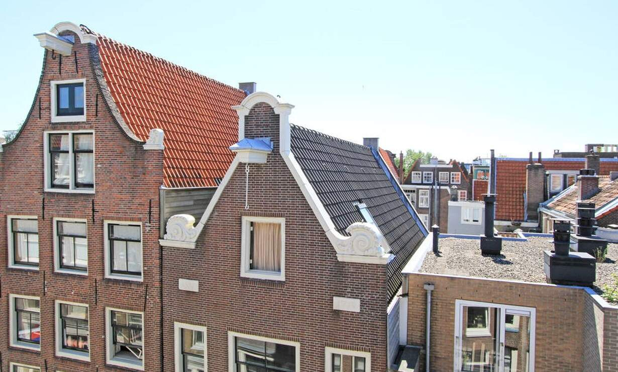 TOP-LOCATION with PRIVATE ROOF-TERRACE in old centre Amsterdam (Jordaan)  - Upload photos 17