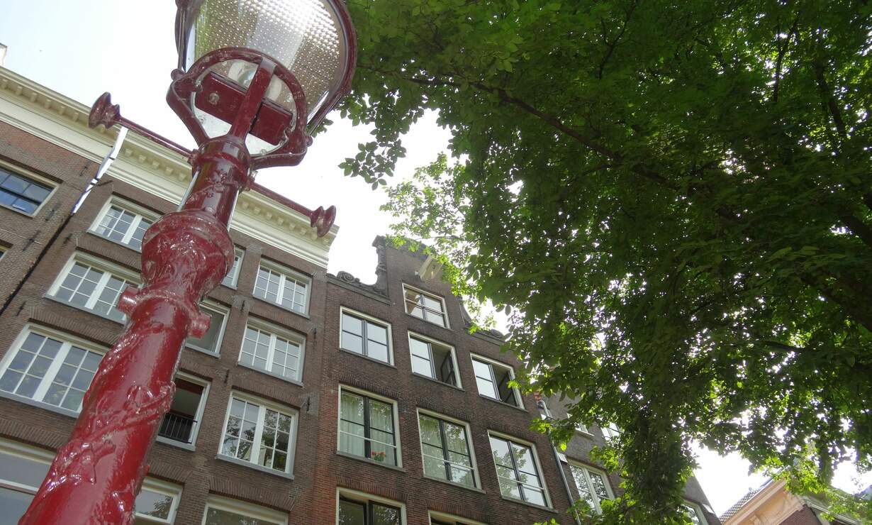 Apartment in 17th century Canal House - stellar view!  - Upload photos 6