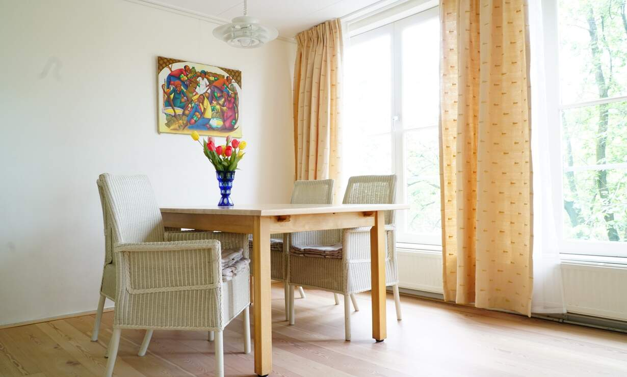 Apartment in 17th century Canal House - stellar view!  - Upload photos 7