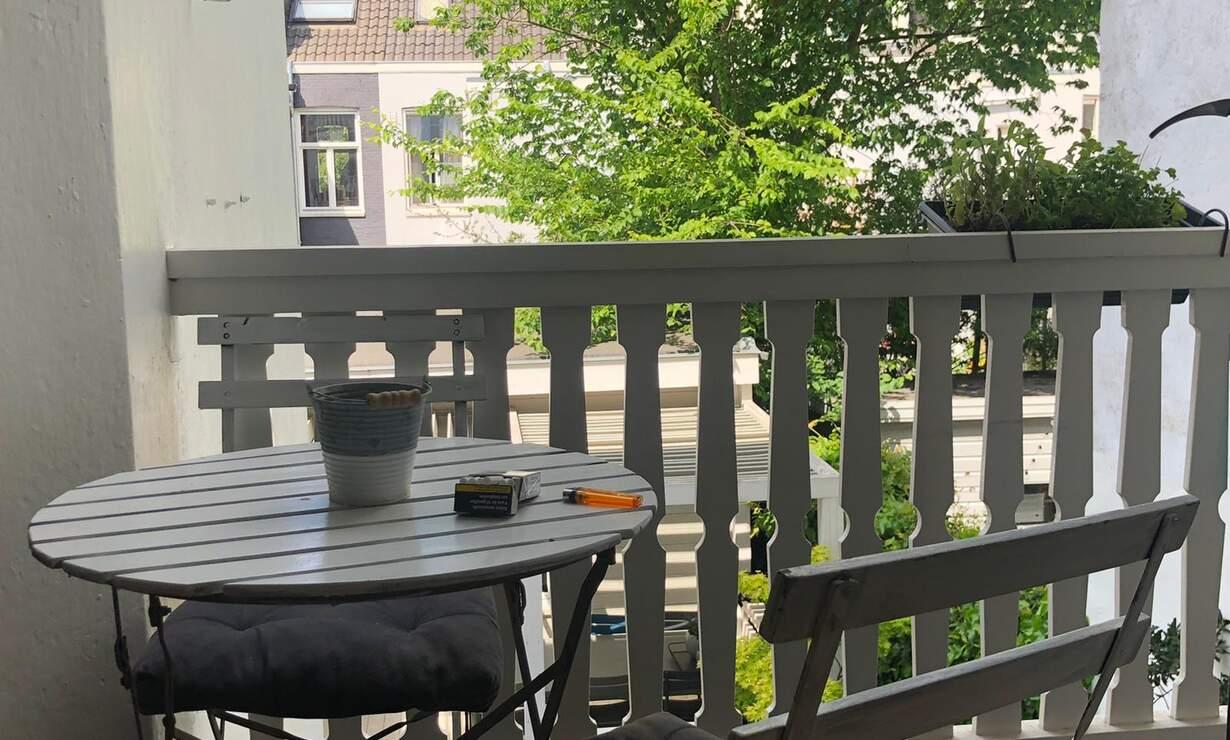 Furnished Apartment (55 m/sq) next to Vondelpark - Upload photos