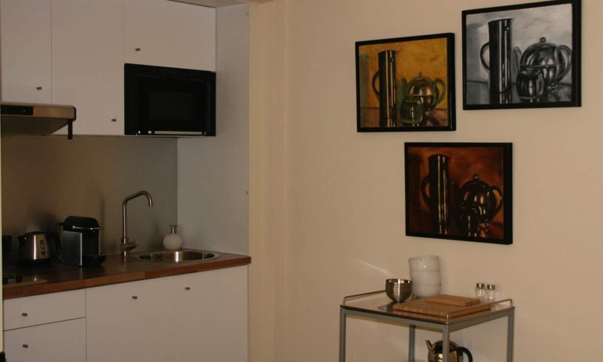 Spacious studio at the Ruiterij 2 - Upload photos 8